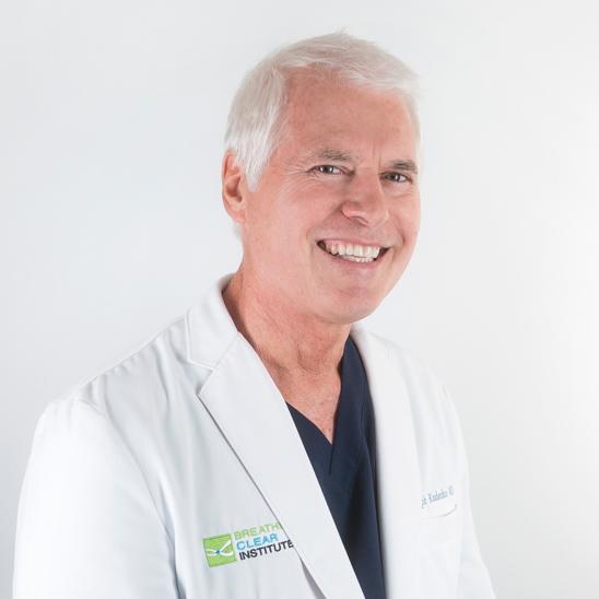 Breathe Clear Institute Dr. Joseph Kuderko