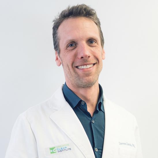 Breathe Clear Institute Dr. Steven Davis
