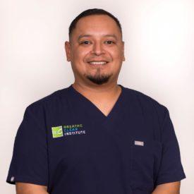 Breathe Clear Institute Surgery Scheduler Jeff Basurto